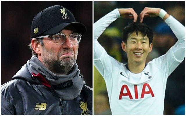 Klopp would try for Rashford & Heung-min Son if they didn't play for rivals – Reddy