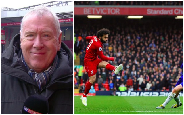 (Video) Martin Tyler's commentary for Salah thunderb*stard is surprisingly brilliant