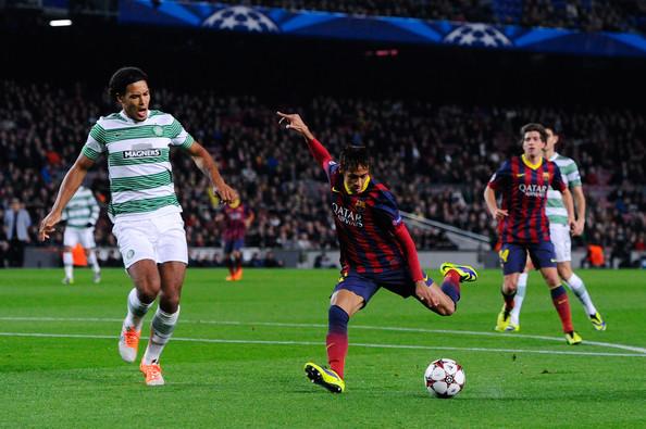 Watch: Virgil van Dijk has dealt with Barcelona before
