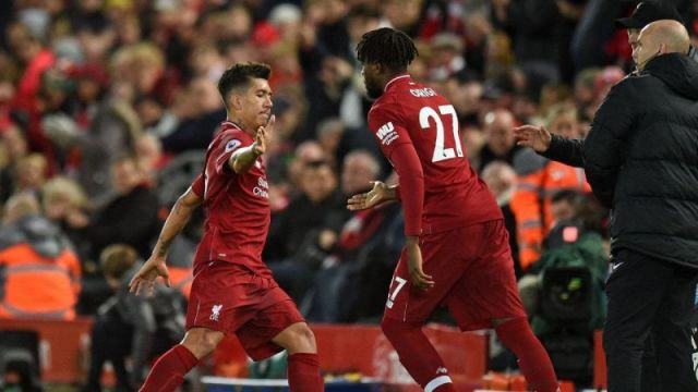 Image result for firmino and origi