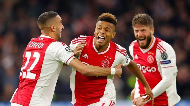 Liverpool linked with move for Ajax superstar & potential Origi replacement, valued at £32.4m