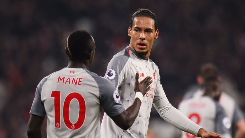 """We keep playing for the full 90"" – Virgil van Dijk on why LFC's attack are a nightmare"