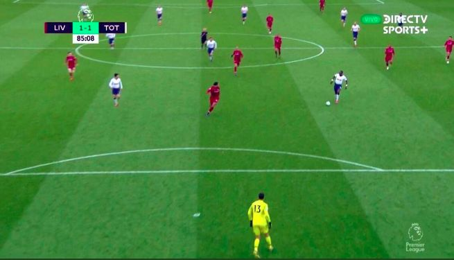 VVD explains his thought process for his defending on Sissoko & Son