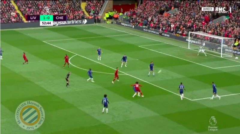 (Video) Mo Salah thumps Goal Of Season contender with jaw-dropping blaster