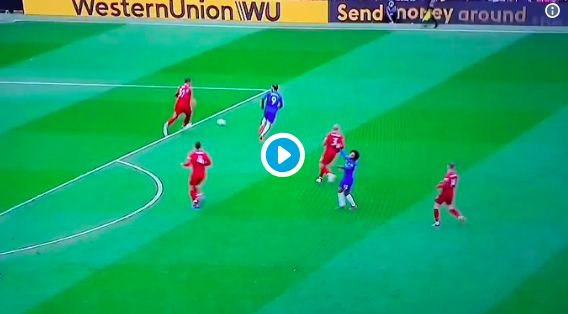 (Video) Why Liverpool fans hyping up a Naby Keita back-pass