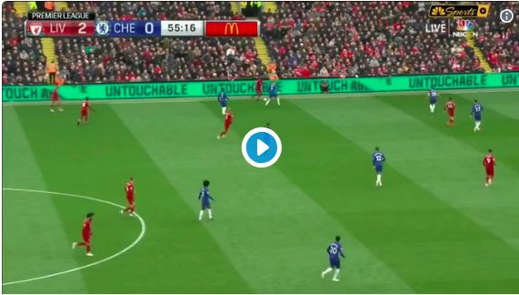 (Video) Listen to Anfield's atmosphere between minutes 55 & 57 v Chelsea