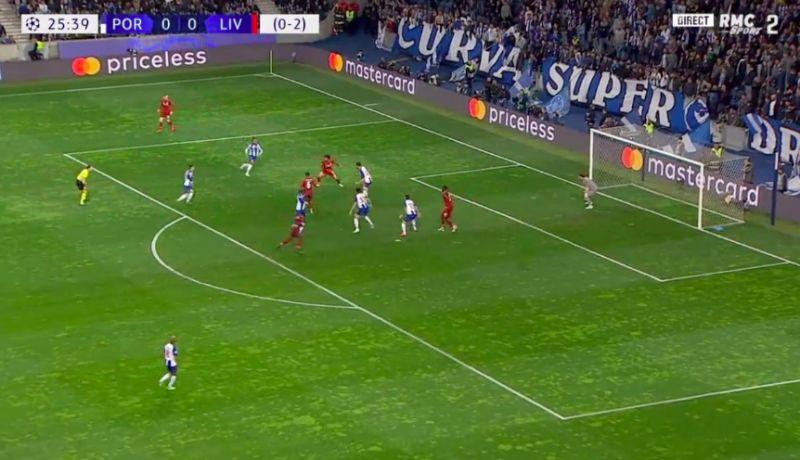 (Video) Sadio Mane bags 22nd of season with confusing VAR goal