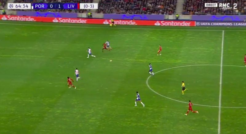 (Video) Mo Salah notches v Porto following another wonderful Trent pass