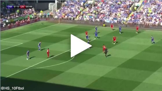 (Video) Keita v Cardiff: Naby's role becomes more obvious in another promising show