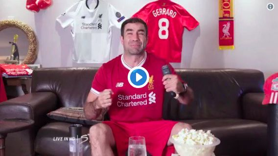 (Video) Hilarious ad for Manchester Derby features struggling Liverpool fan