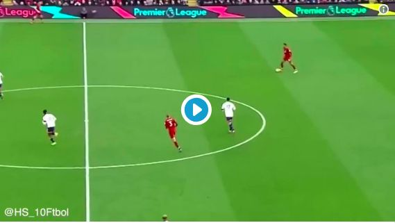 (Video) Two minutes of Joel Matip being a dribbling/passing God