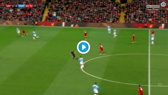 (Video) Trent matches Robbo's assist as Salah hits 20 goals for PL season