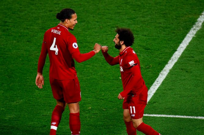'Be careful…' Salah warns van Dijk over media treatment following POTY award