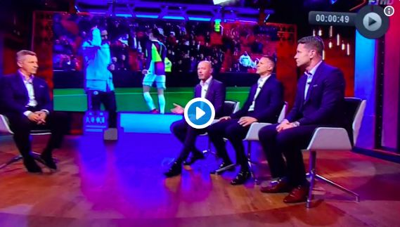 (Video) Alan Shearer says Man. United are 'f*cked' in hilarious slip of tongue