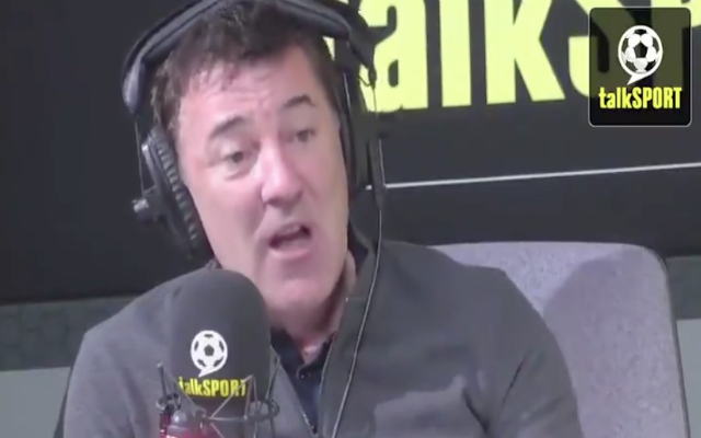 (Video) – Dean Saunders makes outrageous claim about Salah's goal against Chelsea