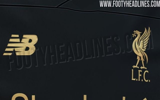 492a71a48c9 Liverpool's 2019-20 New Balance goalkeeper kit reportedly leaked