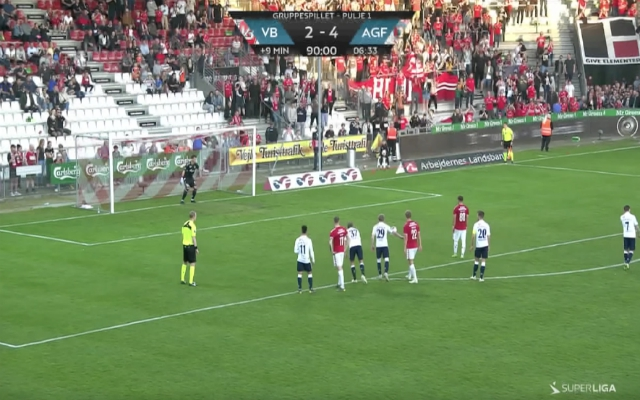(Video) – Reds loanee GK Kamil Grabara makes brilliant penalty save