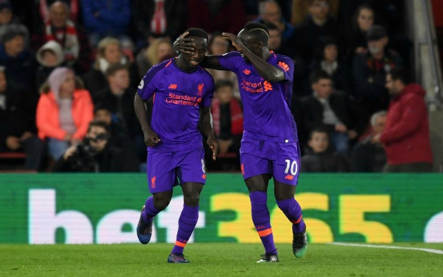 Klopp explains why team hardly celebrated with Keïta for goal
