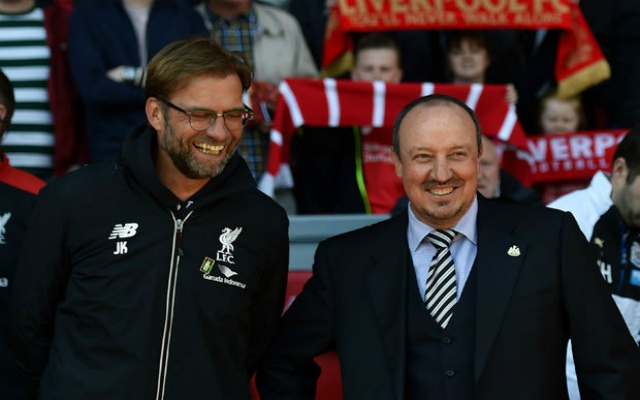"Rafa Benítez admits Reds' trip to Newcastle ""is a game that I can't win"""