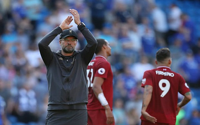"Klopp: Reds motivated by pleasing fans not the ""holy grail"" of winning the league"