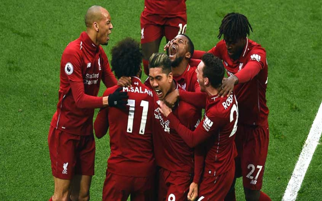"Commentator claims champions ""are never lucky"" in defence of Reds' title hopes"