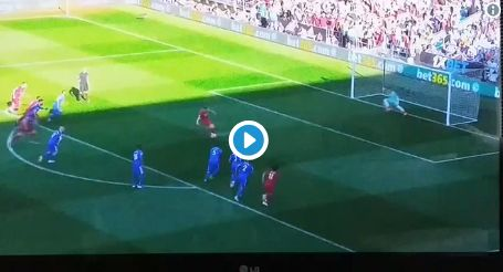 (Video) Milner slots penalty away to put Liverpool 2-0 up at Cardiff