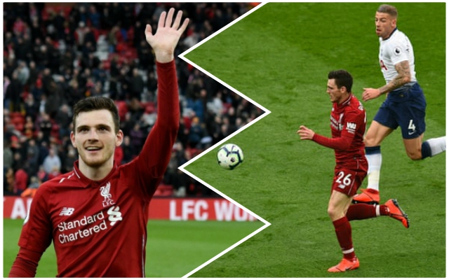 How Robertson is racking up assists from left-back to attempt a PL record