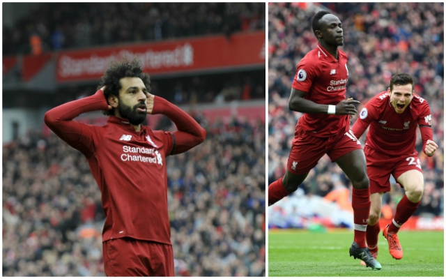 "Robertson: ""That's the way to shut them up"" as Salah silences abusers with sublime goal"