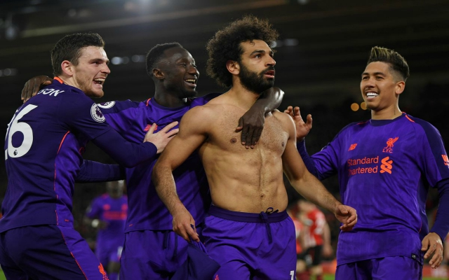 Salah surpasses fastest to 50 goals record by joining PL Liverpool legends