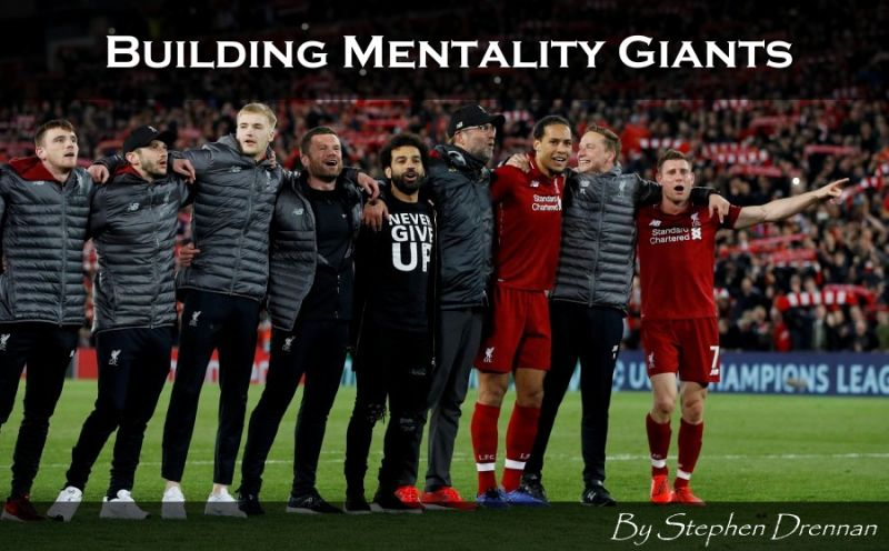 How Klopp Built his 'Mentality Giants'