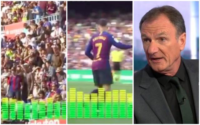 Barca fans ruin Coutinho; boo his no.7; LFC legend wants £100m ace back