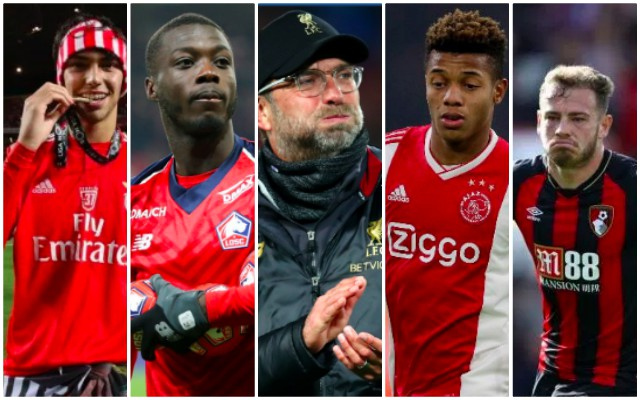 Journo names 12 attackers on LFC shortlist; EOTK rank them from best to worst