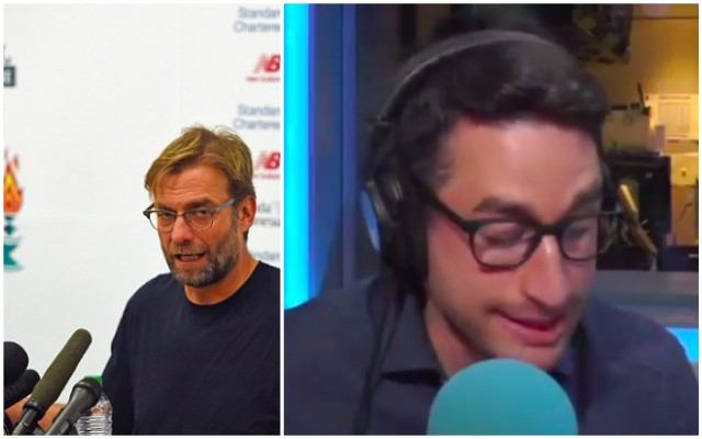 BBC Journo outlines two deals Jurgen Klopp wants to get done