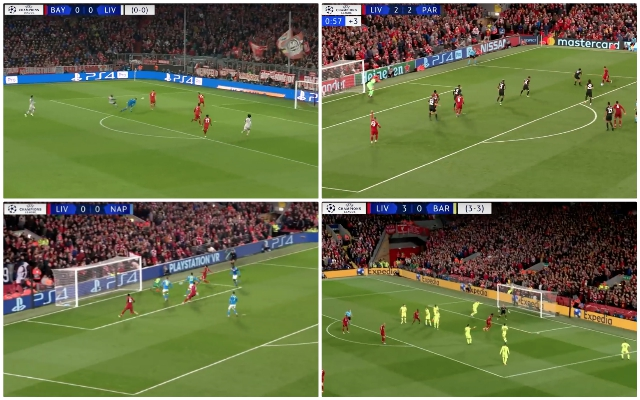 (Video) – Watch every single goal from Reds' CL journey to the final