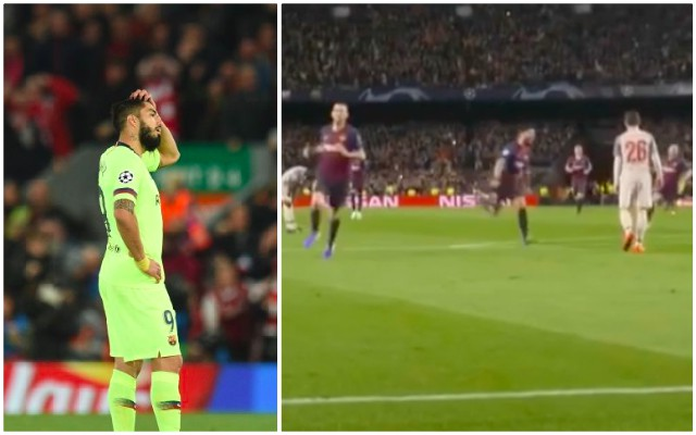 New footage shows Suarez mocking Robbo in 1st-leg; Poetic justice has never been sweeter