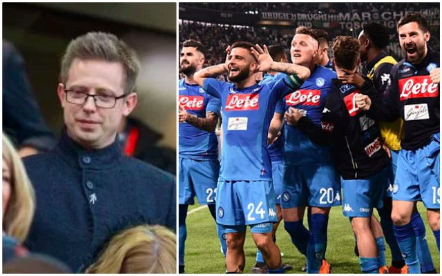 Michael Edwards is a phenomenal seller: LFC could do £15m business with Napoli for out of favour defender