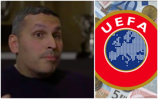 (Video) Manchester City chairman gives cringeworthy 'Facts' propaganda interview
