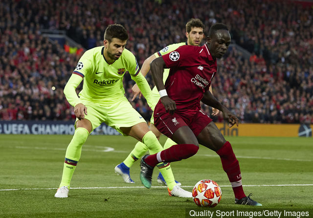 Pique: Three reasons Barca imploded v Liverpool – including Klopp's insane press