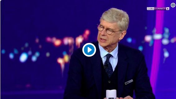 (Video) Wenger discusses where Liverpool went wrong v Barca