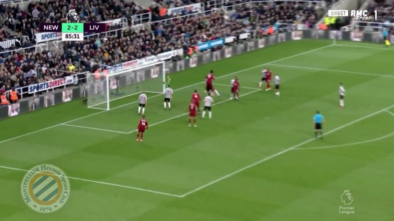 (Video) – Origi scores unbelievably important dramatic late goal yet again for 3-2