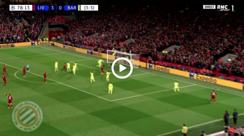 (Video) – Origi blows the minds of every Red by scoring glorious, crafty fourth