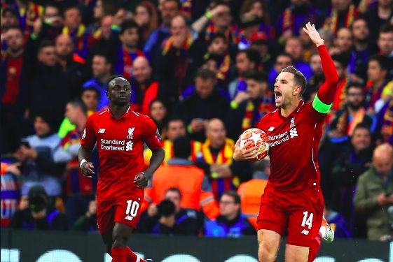 Heroic Henderson explains what he did to stay on field