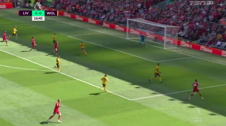 (Video) Sadio Mane goal v Wolves: Reds clinical as ever in front of Kop