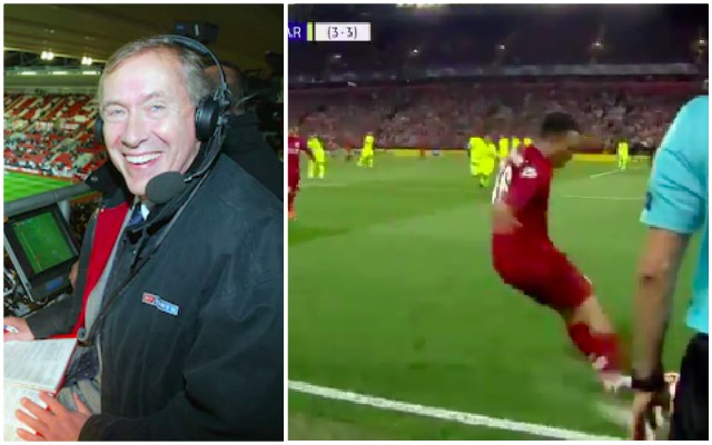 Martin Tyler's bland commentary for Liverpool 4-0 Barcelona scolded
