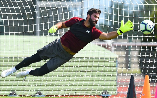 Three crucial games Alisson could miss through injury which could cost Liverpool