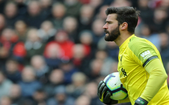 Liverpool coach John Achterberg provides Alisson injury update