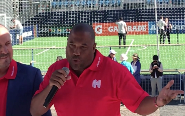 (Video) – John Barnes predicts Reds victory out in Madrid