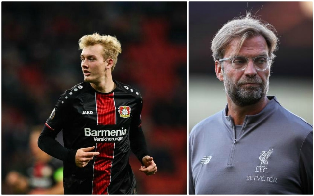 Reds watch and wait as Julian Brandt's future to be decided this week