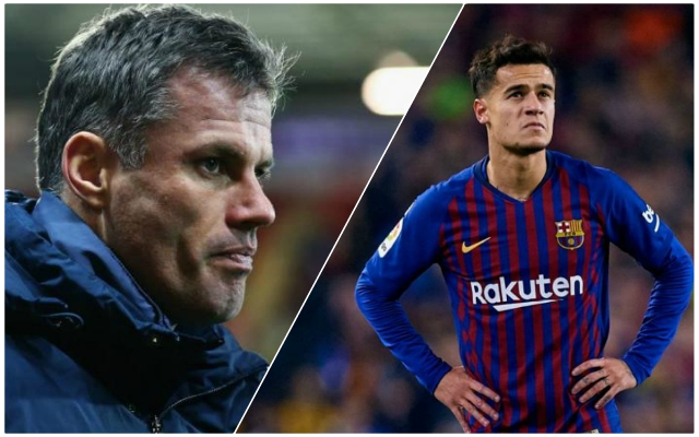 Carragher claims Coutinho can come back to Anfield – on one condition