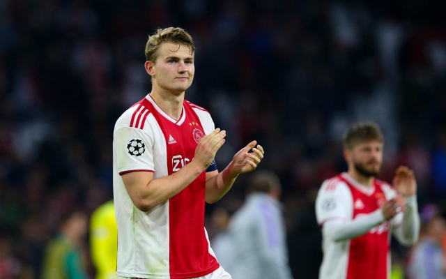 Massive update in De Ligt chase; 'Deal of the summer' on cards as Raiola due in city for talks